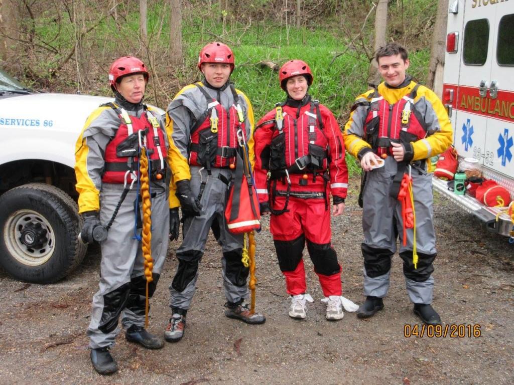 Swift Water Ops Training