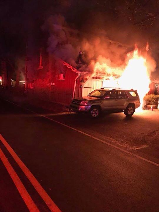 Recent House and Barn Fires