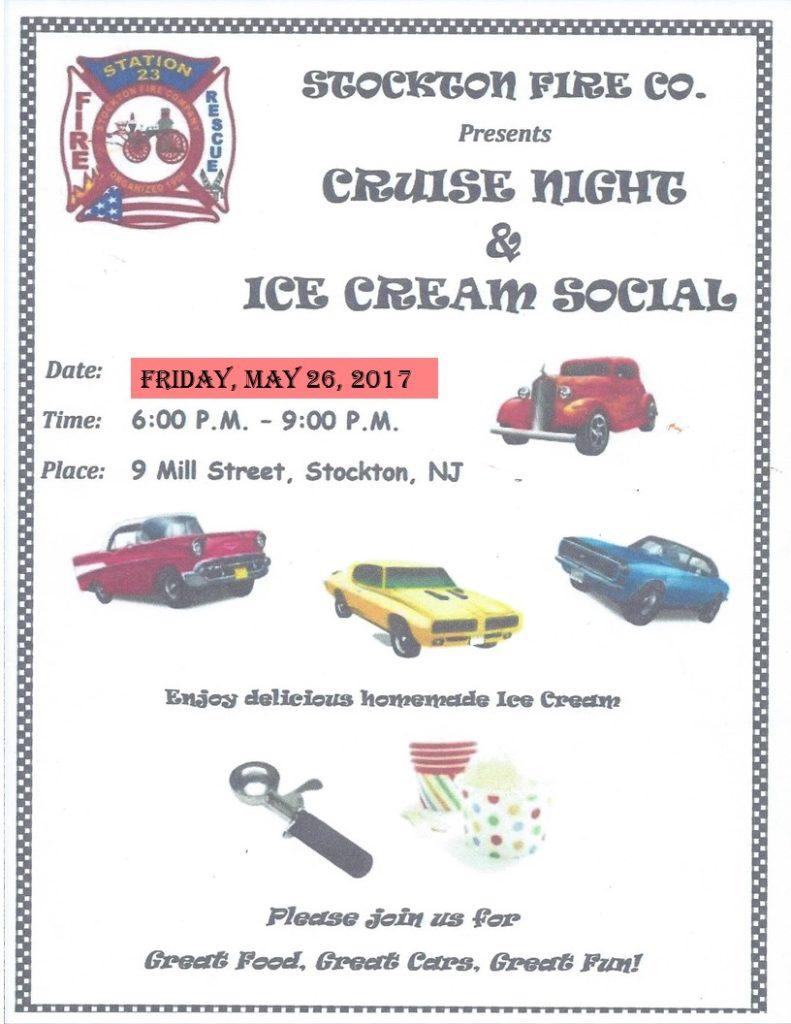 Cruise Night & Ice Cream Social